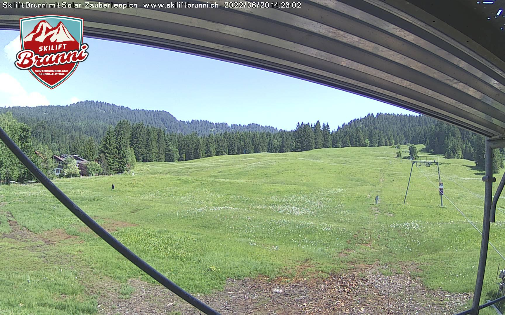 Webcam Skilift Brunni